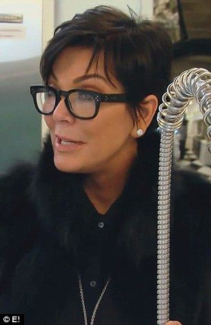 Awesome 1000 Ideas About Kris Jenner Hair On Pinterest Kris Jenner Short Hairstyles Gunalazisus