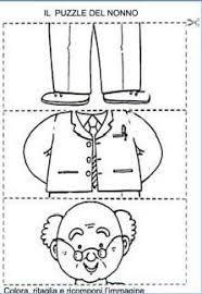 Risultati Immagini Per Puzzle Da Colorare E Ritagliare Flip Book