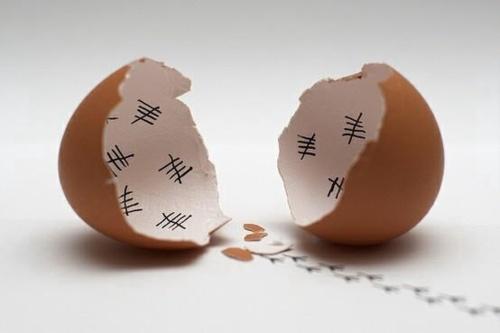 Something in the egg