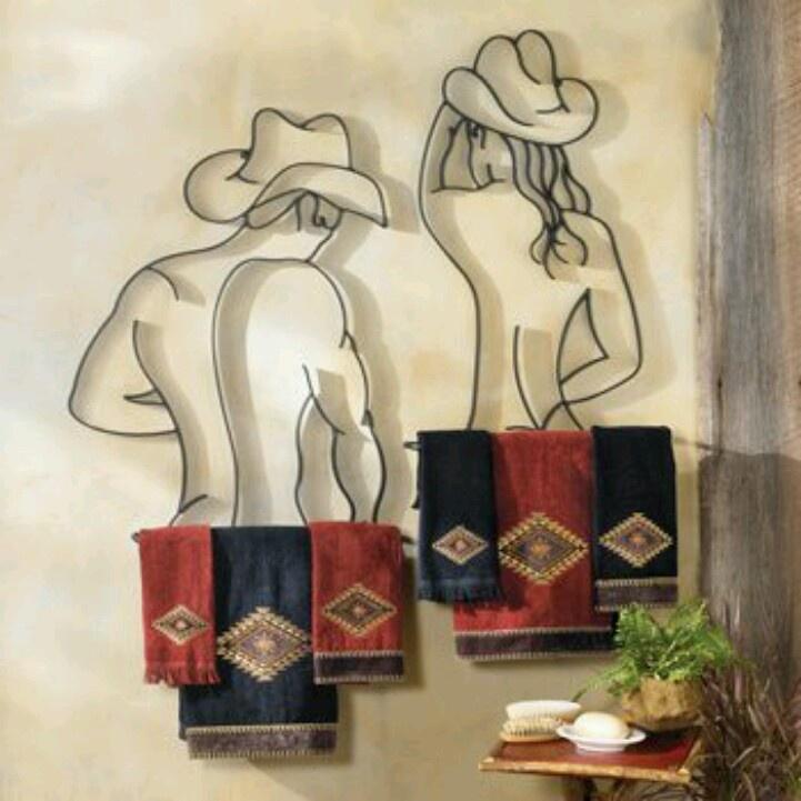 Cowboy Bathroom