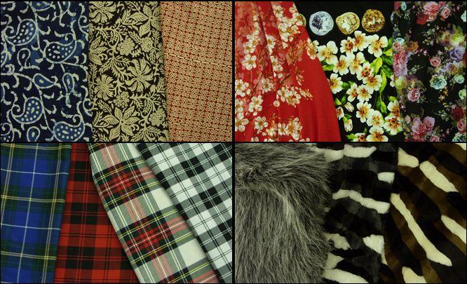 Toronto, Ontario | Designer Fabrics Online