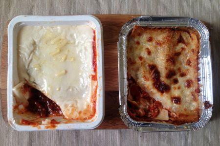 Cheap Free Range Homemade Pork Lasagna from agirlcalledjack