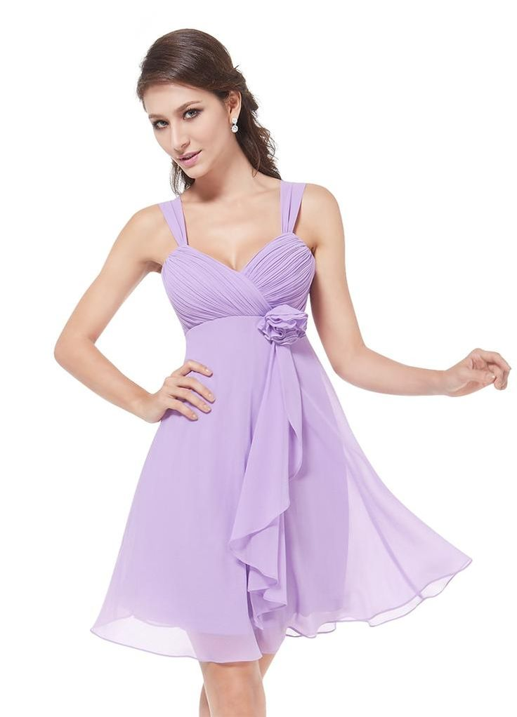 86 best Lilac Lavender Bridesmaid Dresses images on Pinterest ...