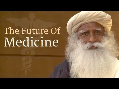 "Future of Medicine. Sadhguru with Dr.Tracy Gaudet at Duke University Medical School, looks at what's wrong with medical education and why medical schools are creating doctors without empathy. He conducts a little experiment to demonstrate the sophistication and intricate nature of the human system, and explains what it takes to nurture compassionate, concerned medical professionals. This video is part of an episode of ""In Conversation With The Mystic."""