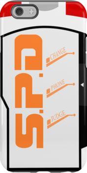 SPD Kat Morpher/DekaSwan phone case   iPhone 6 - Tough