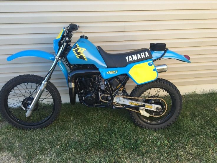 yamaha it. 1983 yamaha it 490 | ebay