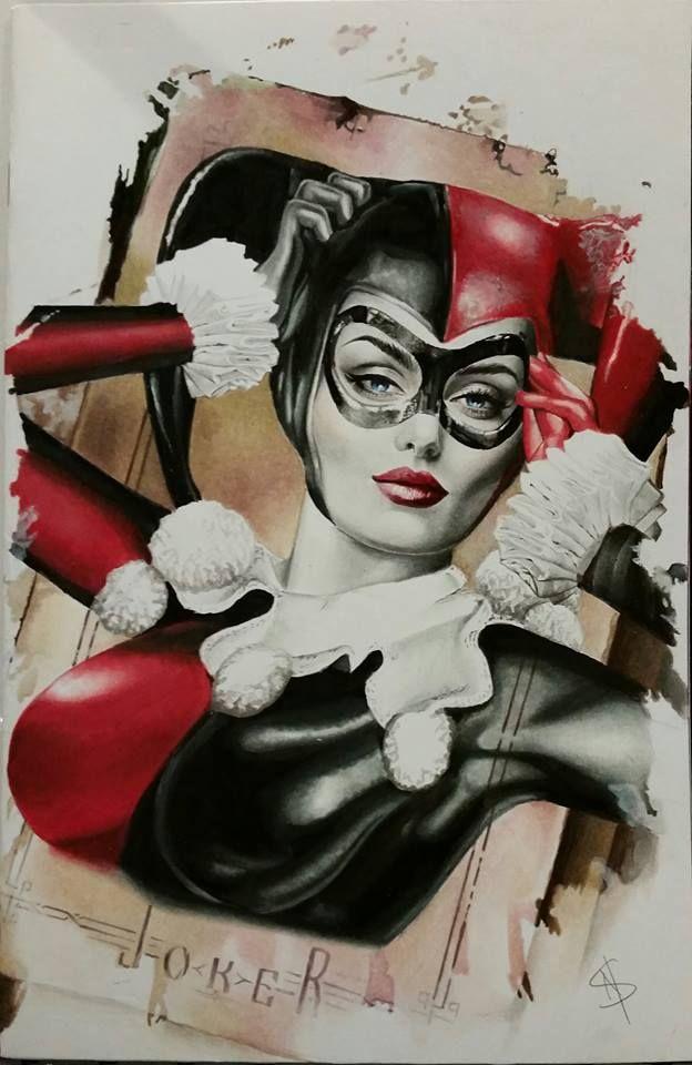 Harley by  Dark Silver Studio