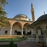Leaded Mosque, one of the Center's historic Kütahya has an easy transport. Sultan Pasha is located in the neighborhood. Built between the years 1377-1378, this place of worship is also known as the November Paşa Mosque. Mosque in the inscription;