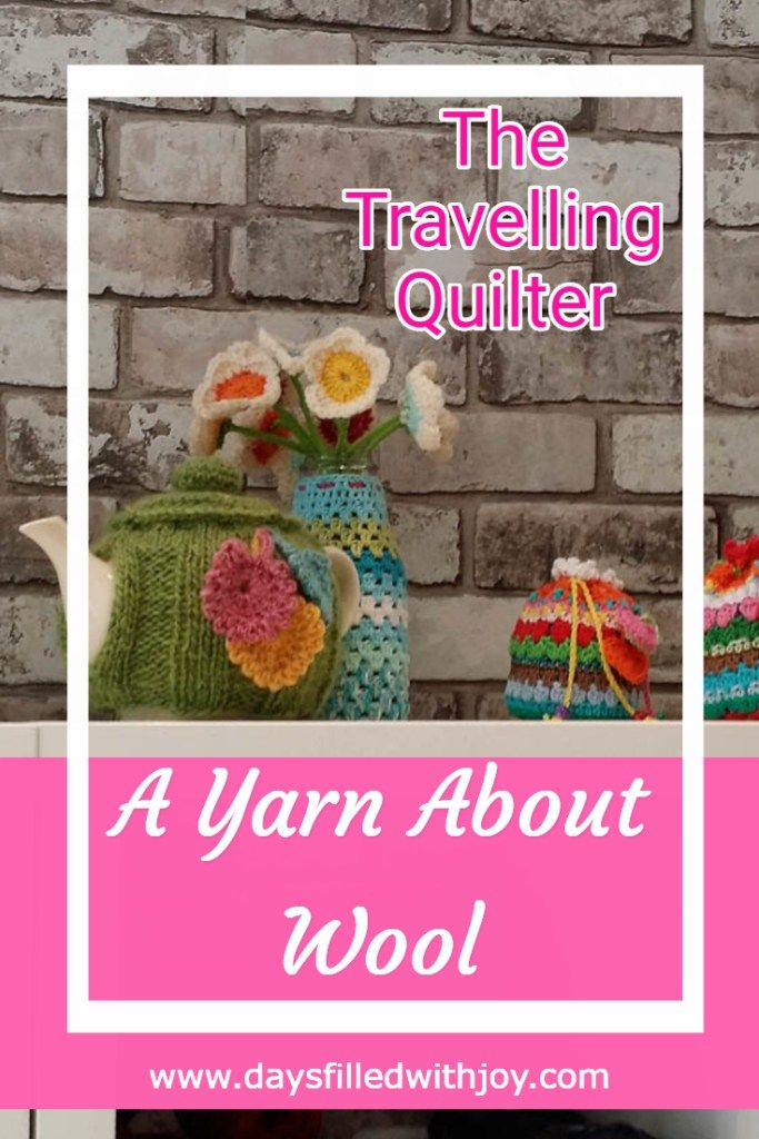 Lovely crochet and knitted projects