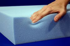 Lux High Quality Foam - for redoing couch cushions. Cheap foam