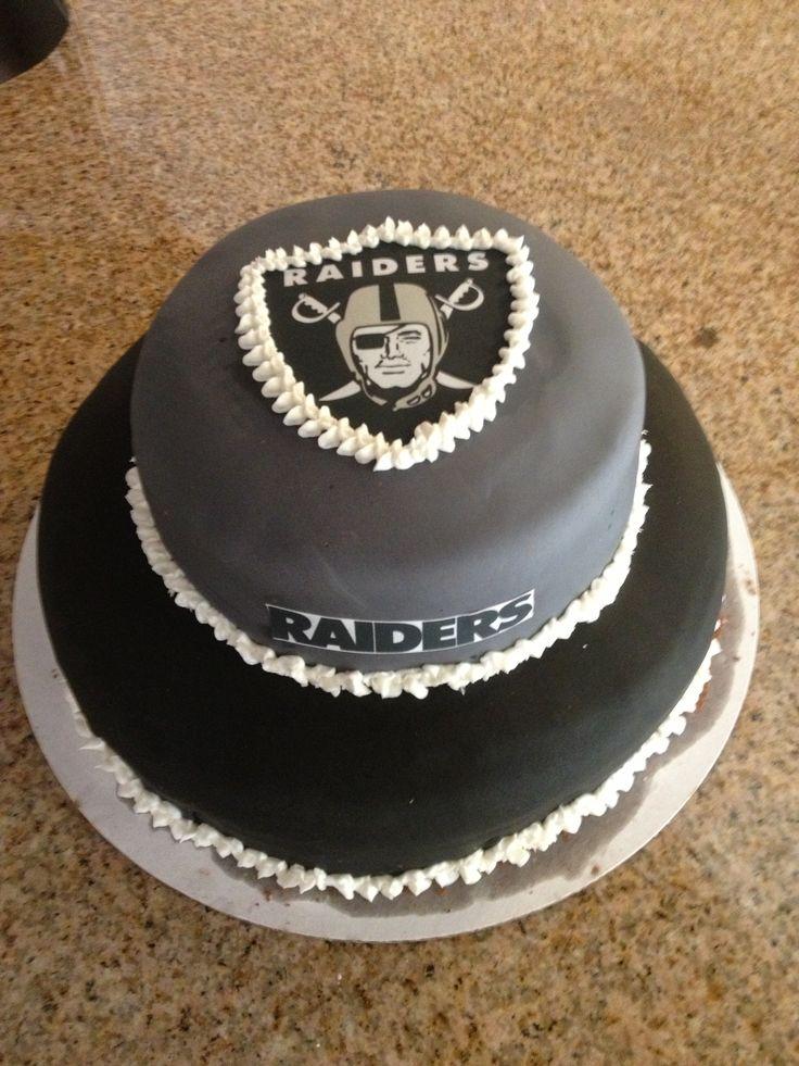 14 Best Raiders Images On Pinterest Raiders Cake