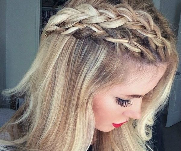 Viking Inspired Braids For Women With Long And Medium Length Hair Braided Hairstyles Easy Hair Styles Long Hair Styles
