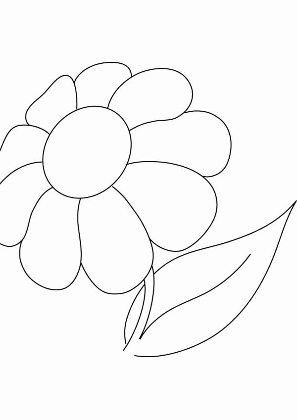 Cartoon Flower Coloring Pages Tips
