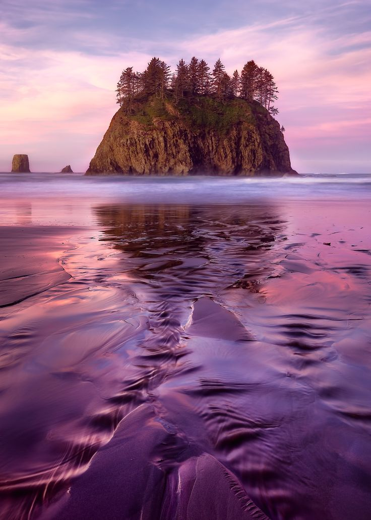 Morning on Second Beach by Mel Myers on 500px