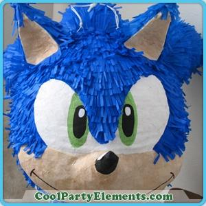 piñata de sonic