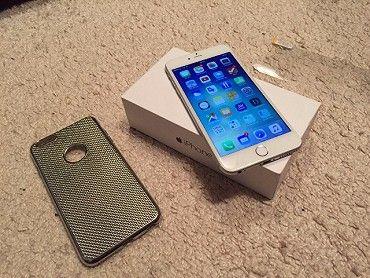 Apple iPhone 6 Plus 64gb Silver, 100% funkční