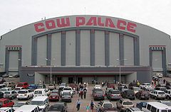 Cow Palace - I have a lot of memories here showing steers in my FFA days and flirting with cowboys