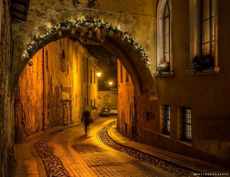 Фотография Old Town Рождество автор Мартин Slapšio на 500px