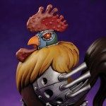 Chews Poyo lives again as a badass mother-clucker collectible