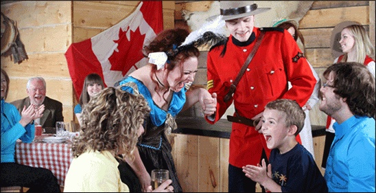 Get your tickets to the Oh Canada Eh dinner show in Niagara! Check out the full review in our blog post: http://summerfunguide.ca/blog/oh-canada-eh-dinner-show/ #summerfunguide #thingstodoinontario