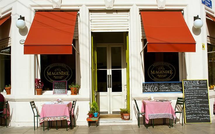Magendie Restaurante Buenos Aires Desayunos Almuerzos y Meriendas