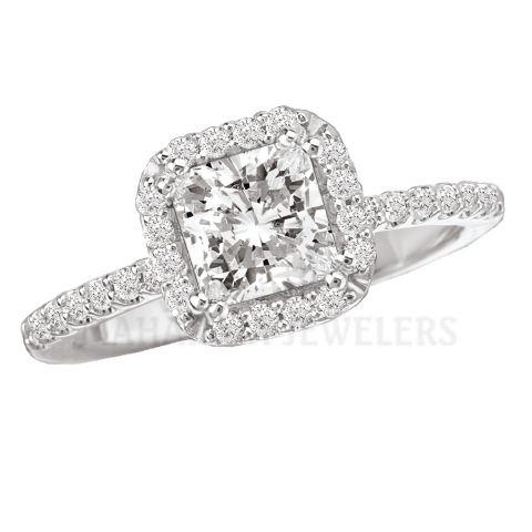 Custom Engagement Ring Houston Texas  #EngagementRings #Houston #Rings #DiamondRings #Diamond #GoldRings