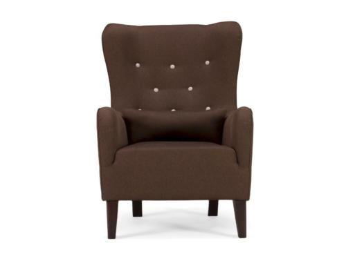 Sessel Armlehnstuhl RETRO Stoff Braun H103cm 28kg NEU in Nordrhein-Westfalen - Rietberg | Sessel Möbel - gebraucht oder neu kaufen. Kostenlos verkaufen | eBay Kleinanzeigen