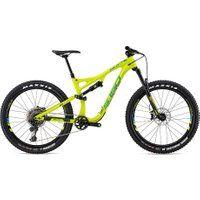 Whyte S-150 C Works 2018 Full Suspension Mountain Bike Green