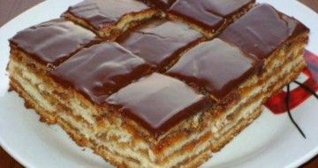 Este una dintre CELE MAI BUNE prăjituri și noi am pus mâna pe vechea rețetă…