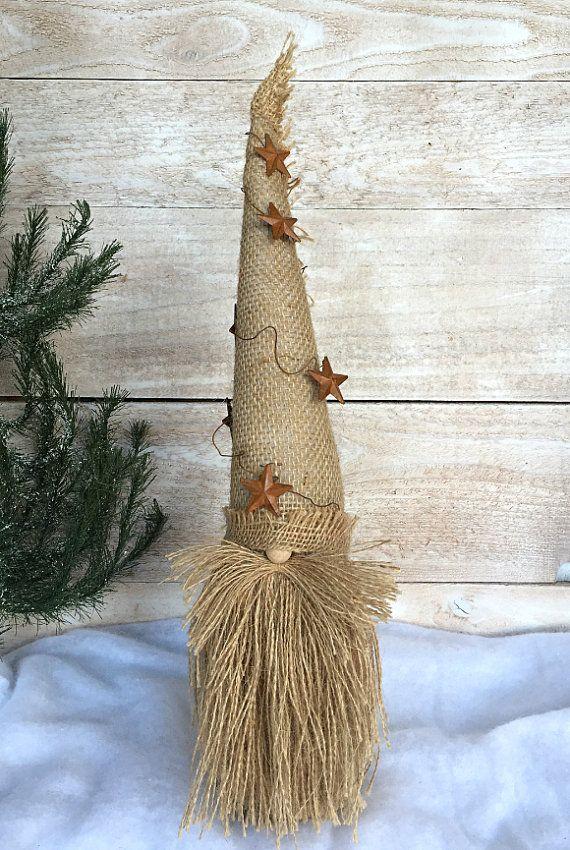 GNOME Gnome de Navidad nórdica Gnome Gnome por sherisewsweet