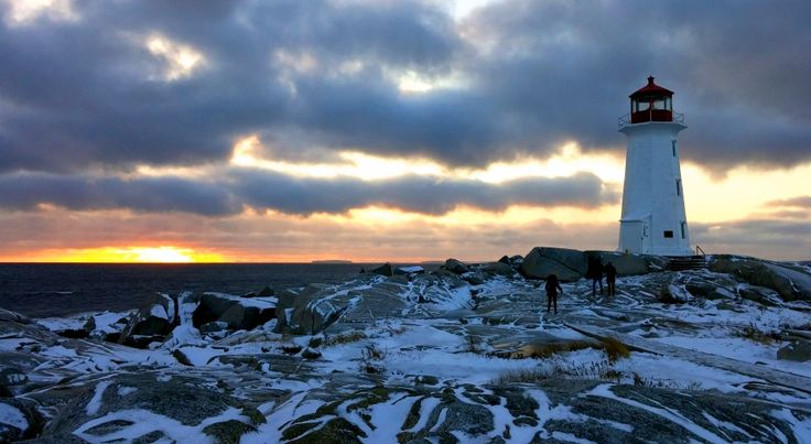Best shot of Peggy's Cove