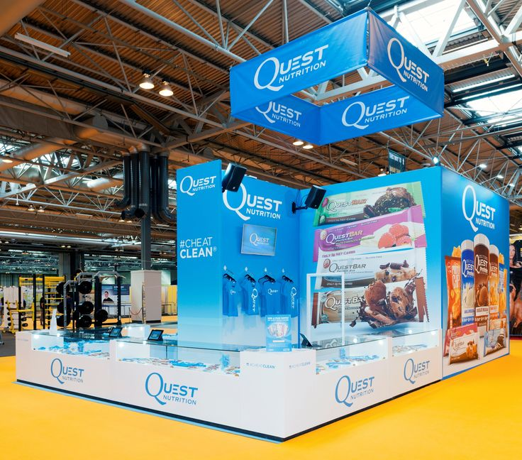Bodypower Expo Stands : Exhibition stand designed built and installed by