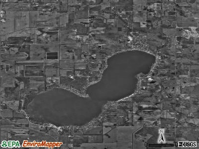 Bass Lake, Indiana