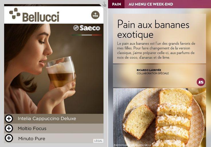 Pain aux bananes exotique - La Presse+