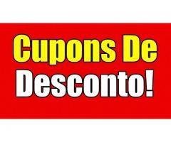 Cupom de Desconto Netshoes Ponto Frio Saraiva Americanas Extra Casas Bahia Walmart Dafiti