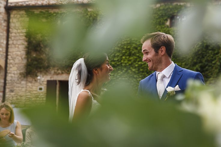 symbolic ceremony in the garden at Borgo Pignano, Volterra Tuscany