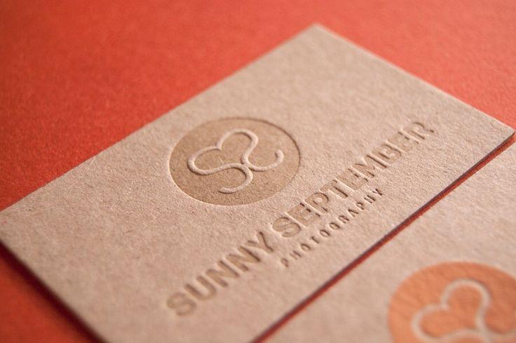 Tarjetas de visita letterpress y serigrafía loveratory.com