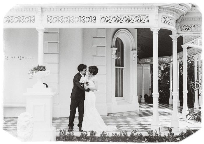 Quat Quatta {Melbourne Wedding Photography}