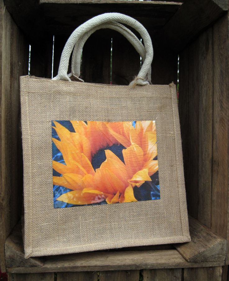 Jute Shopping Bags by TheHeartHandHomeShop on Etsy