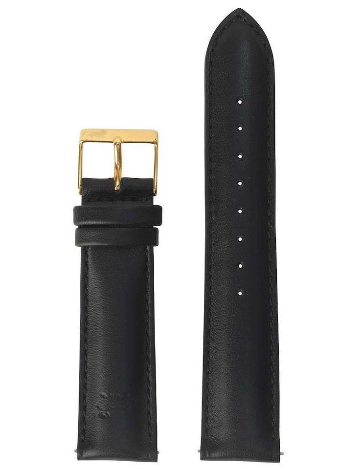 20mm Premium Black/Gold
