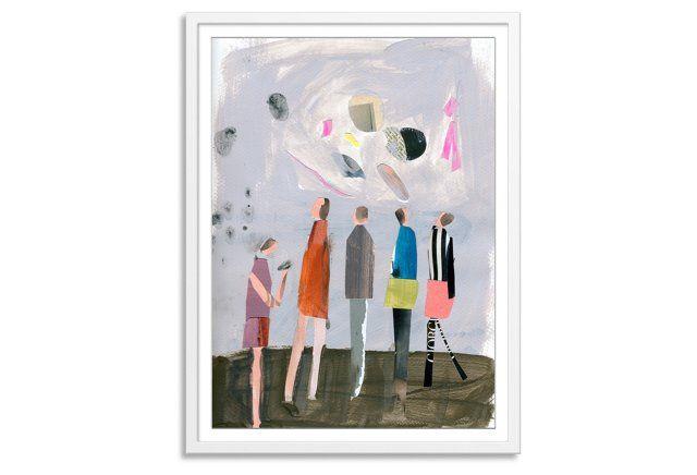 Andrea D'Aquino, The Art Gallery
