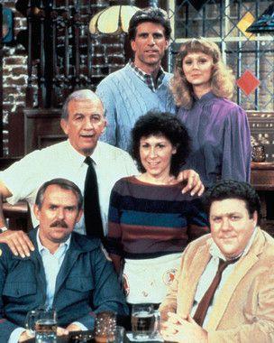Cast of Cheers #TV #80s #FlashdanceOC
