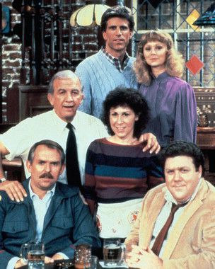 Cast of Cheers #TV #80s #FlashdanceOC