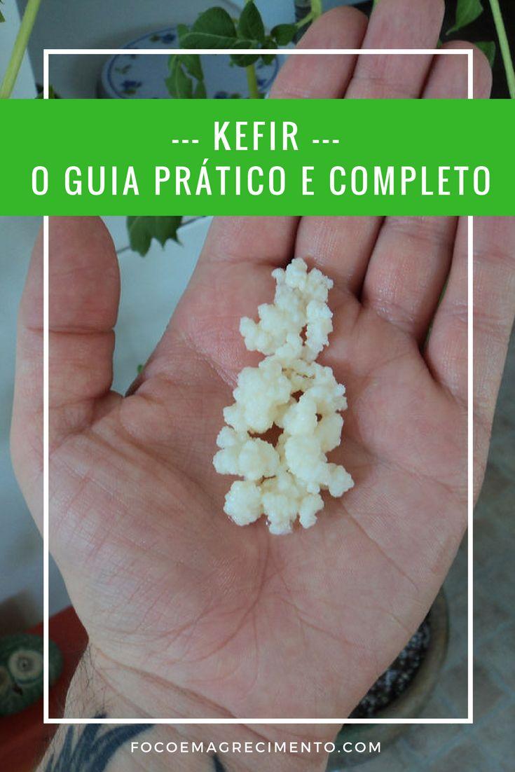 Você já conhece o Kefir? Veja agora o guia completo e prático desse probiótico que vai te ajudar no emagrecimento e a blindar sua saúde!
