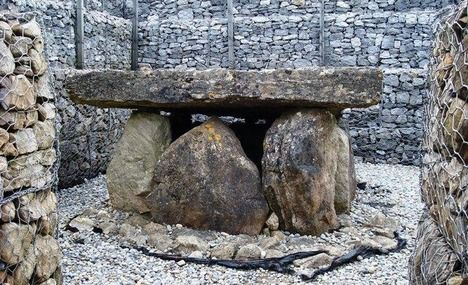 megalithic monuments in europe European route of megalithic culture certified cultural route of the council of europe in 2013 big stones – literally megaliths – were widely used by prehistoric communities to build.