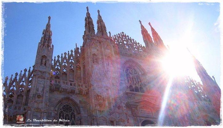 Duomo...  Rosa