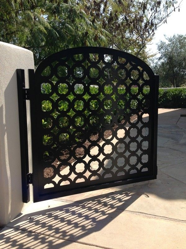 36 Best Images About Fences Amp Hedges On Pinterest Iron Gates Metal Fences And