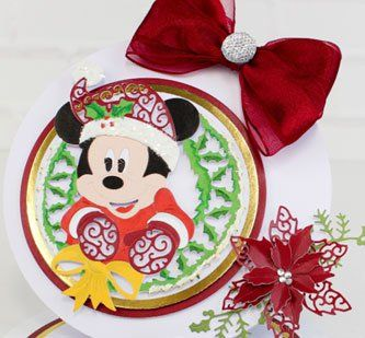 Present From Mickey - CreateAndCraft