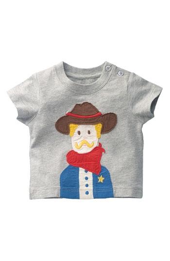 Mini Boden 'When I Grow Up' T-Shirt (Infant)