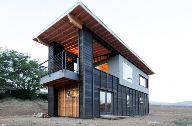 Many people choose shipping containers as an option for their next home because of the inexpensive construction costs and eco-friendly materials. Not one looks the same, but the interior des...